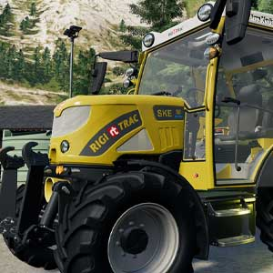 Farming Simulator 19 Alpine Farming Expansion SKE 50 Electric