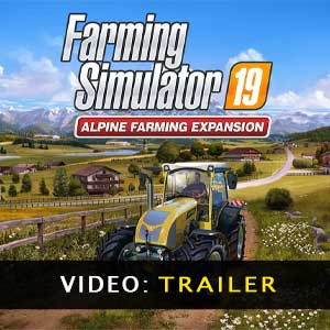 Farming Simulator 19 Alpine Farming Expansion Video del Trailer