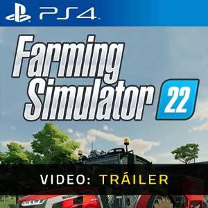 Farming Simulator 22 PS4 Tráiler En Vídeo
