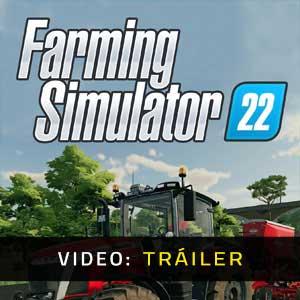 Farming Simulator 22 Tráiler En Vídeo