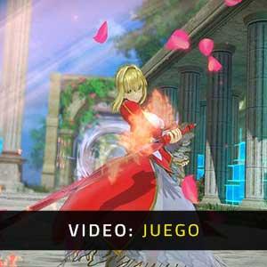 Fate/EXTELLA LINK Vídeo Del Juego