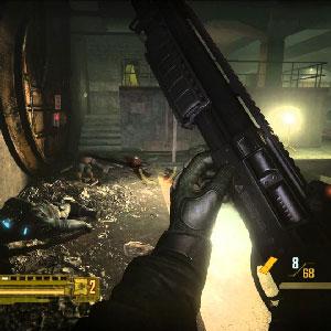 FEAR 2 Reborn Game Environment