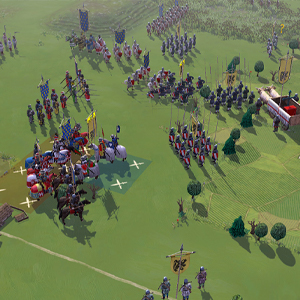 Field of Glory 2 Medieval Campos verdes