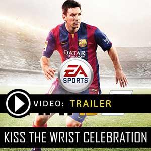 Comprar Fifa 15 Kiss the Wrist Celebration CD Key Comparar Precios