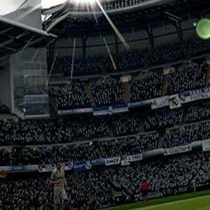 Ronaldo dramática del momento