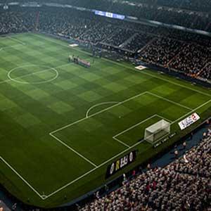 Atmósferas envolventes en stadium