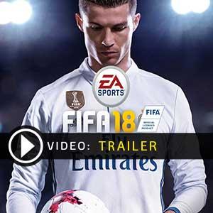 Comprar FIFA 18 CD Key Comparar Precios