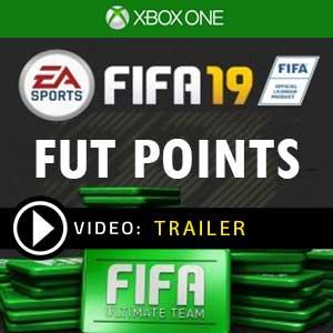 FIFA 19 FUT Puntos Xbox One Precios Digitales o Edición Física