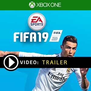 FIFA 19 Xbox One Prices Digital or Box Edicion