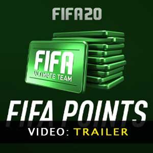Vídeo del tráiler de los 20 puntos FUT de la FIFA
