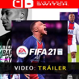 FIFA 21 Video del Trailer