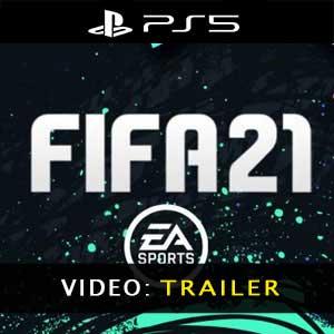 Vídeo del tráiler de FIFA 21