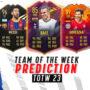FIFA 21 | TOTW 23 | Predicciones – Marzo 2021