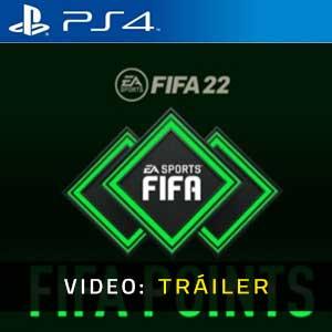 FIFA 22 FUT Points PS4 Vídeo En Tráiler