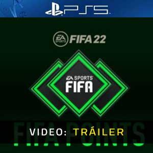 FIFA 22 FUT Points PS5 Vídeo En Tráiler