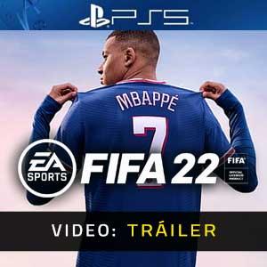 FIFA 22 PS5 Vídeo Del Tráiler