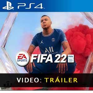 FIFA 22 PS4 Vídeo Del Tráiler
