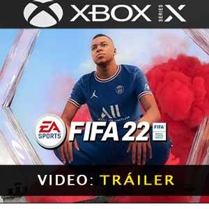 FIFA 22 Xbox One Vídeo Del Tráiler
