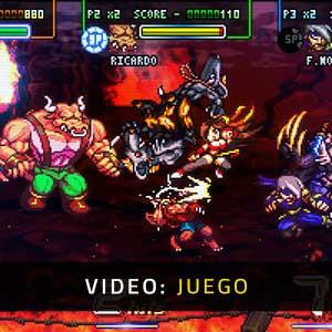 Fight N Rage Video del juego