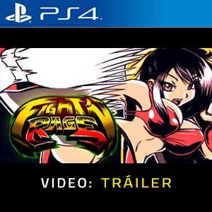 Fight N Rage PS4 Video dela campaña