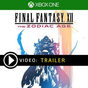 Comprar Final Fantasy 12 The Zodiac Age Xbox One Barato Comparar Precios