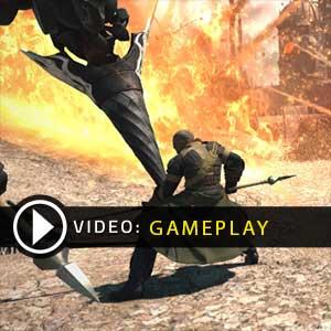 Final Fantasy 14 Stormblood Gameplay Video