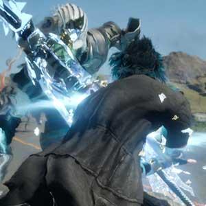 Fantasy 15 PS4 Lucha
