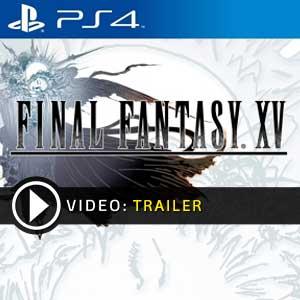 Final Fantasy 15 PS4 Precios Digitales o Edición Física