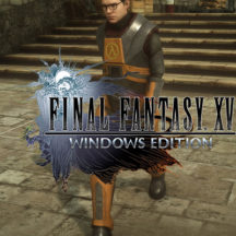 Vistete como Gordon Freeman con su Palanca icónica en Final Fantasy 15 Windows Edition