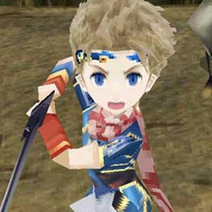 Final Fantasy 4 Carácter Ceodore