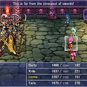 más fuerte de las espadas