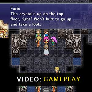 FINAL FANTASY 5 Gameplay Video
