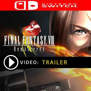Final Fantasy 8 Remastered Nintendo Switch Prices Digital or Box Edition