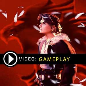 Final Fantasy 8 Gameplay Video