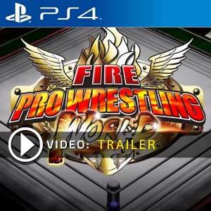 Fire Pro Wrestling World PS4 Prices Digital or Box Edicion