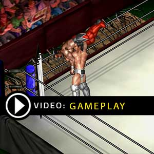 Fire Pro Wrestling World Gameplay Video