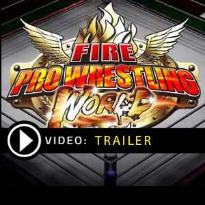 Comprar Fire Pro Wrestling World CD Key Comparar Precios