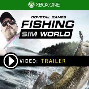 Fishing Sim World Xbox One Prices Digital or Box Edicion