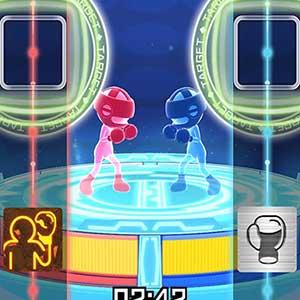 boxing-based motion