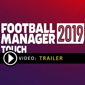 Comprar Football Manager 2019 Touch CD Key Comparar Precios