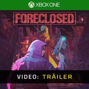 FORECLOSED Xbox One Vídeo Del Tráiler