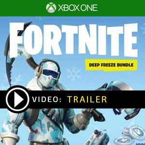 Fortnite Deep Freeze Bundle Xbox One Precios Digitales o Edición Física