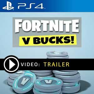 Fortnite V-Bucks PS4 Precios Digitales o Edición Física