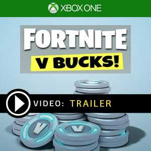Fortnite V-Bucks Xbox One Precios Digitales o Edición Física