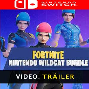 Fortnite Wildcat Bundle Nintendo Switch Video dela campaña