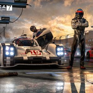Forza Motorsport 7 Hyper-realistic graphics