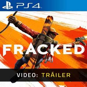 Fracked PS4 Vídeo En Tráiler
