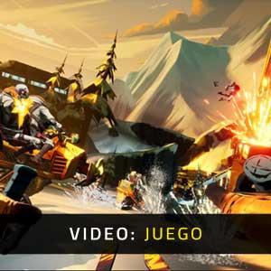 Fracked Vídeo Del Juego