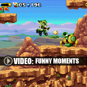 Freedom Planet Funny Moments