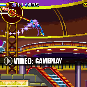 Freedom Planet Gameplay Video